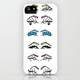 Liner Color iPhone Case
