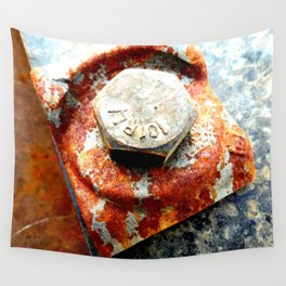 Rusting Wall Tapestry
