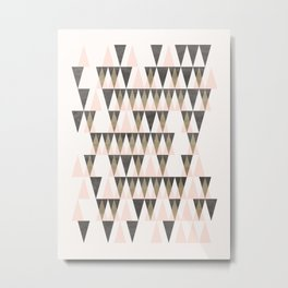No. 46 Metal Print