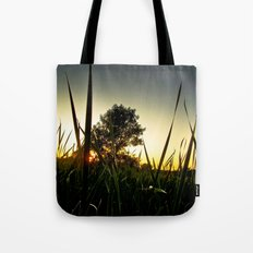 Slice of the Sky Tote Bag