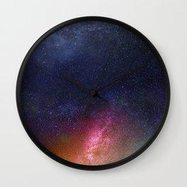 Galaxy XII Wall Clock