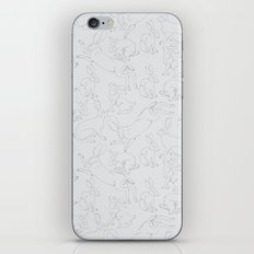 Hares iPhone Skin