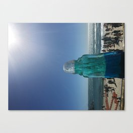 Child of Glass Canvas Print