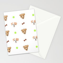 Wookiee & Padme Stationery Cards