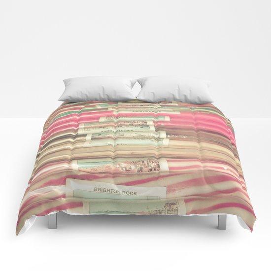Brighton Rock Comforters