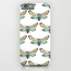 Summer Cicada – Mint & Tan Palette Slim Case iPhone 6s