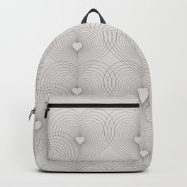 Heart Shape Pattern #society6 #decor #buyart Backpack