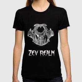 Lion skull T-shirt