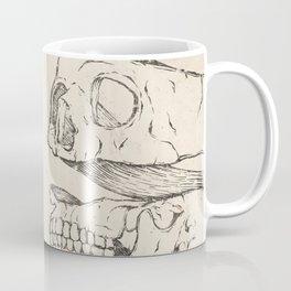 Twister Skull Coffee Mug
