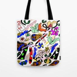 Somatic Integration Tote Bag