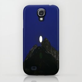 Mountain Pearl iPhone Case