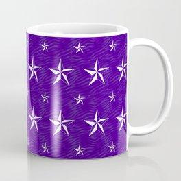 Stella Polaris Violet Design Coffee Mug