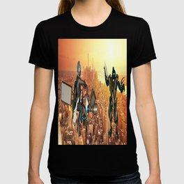 Defense of Planet Earth T-shirt