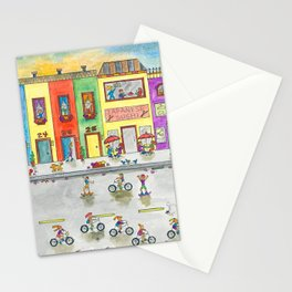 Happy Town IV Stationery Cards