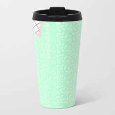 MEMPHIS GREEN Metal Travel Mug