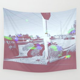 Modern Problems  (LOST DRONE) Wall Tapestry