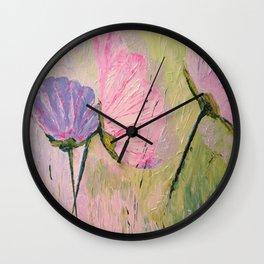 mallows Wall Clock