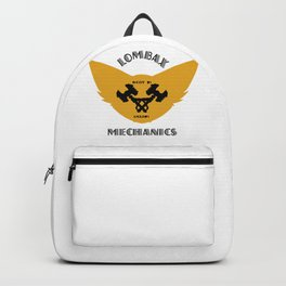 ratchet and clank mechanics Backpack