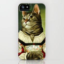 Lady Mimi iPhone Case