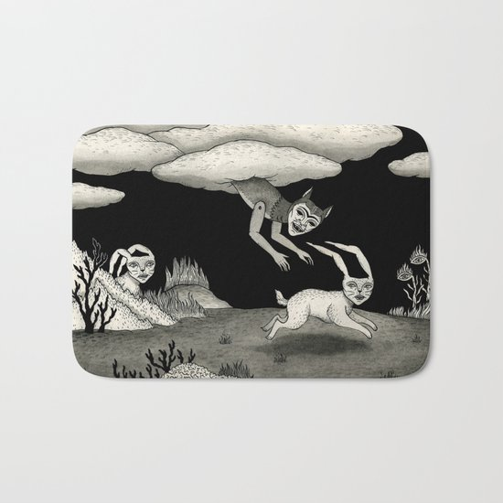 The Abduction Bath Mat