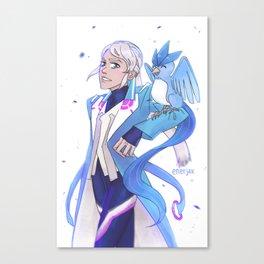 Mystic - Blaise Canvas Print