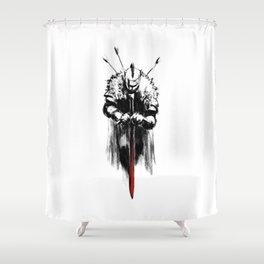 Dark Souls Shower Curtain