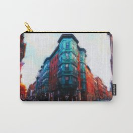 Boston Streets Carry-All Pouch