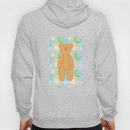 Tedy Bear Bonanza - Green Hoody