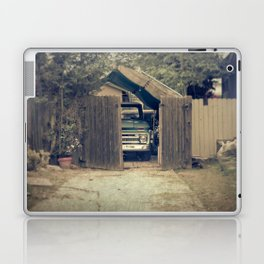 safe at home Laptop & iPad Skin