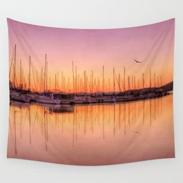 Southern Sunrise Wall Tapestry