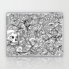 MEMENTO MORIARTY Laptop & iPad Skin