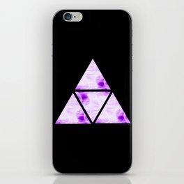 Angles V iPhone Skin