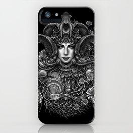 Winya No. 105 iPhone Case