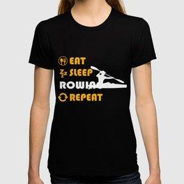 Rowing Graphic Tshirt T-shirt