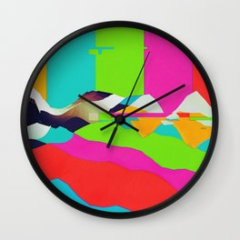 DELETE Wall Clock