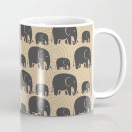 Elephant Earth Coffee Mug