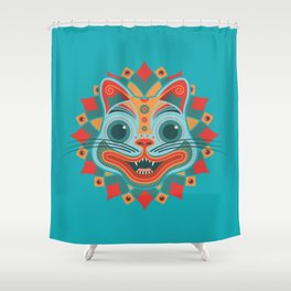 Shashthi Shower Curtain