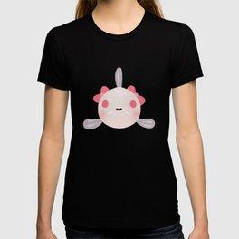 Ribbon corydoras T-shirt