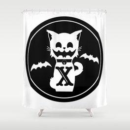 ScareCatx Shower Curtain
