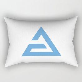 Witcher sign - AARD Rectangular Pillow