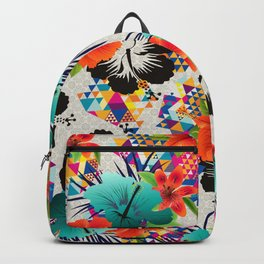 tropical summer Backpack