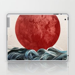 Sunrise in Japan Laptop & iPad Skin