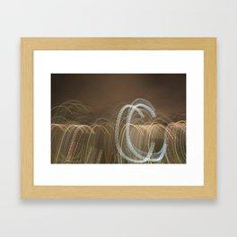 Bright Lights, Big City IX Framed Art Print