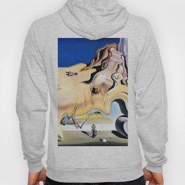 Salvador Dali The Great Masturbator 1929 Artwork for Wall Art, Prints, Posters, Tshirts, Men, Women, Kids Hoody
