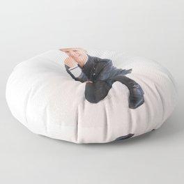 Fleet Easton - The Prince of Palm Springs Floor Pillow