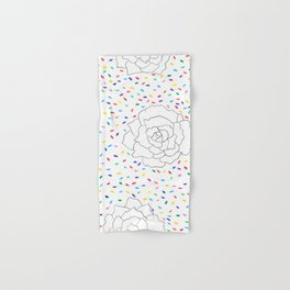 Peony Confetti Fiesta Hand & Bath Towel