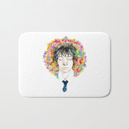 Flowering substantial on The Lover   Bath Mat