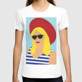 Portrait of Marli T-shirt
