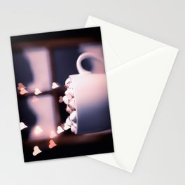 I Love Me Some Hot Chocolate Stationery Cards