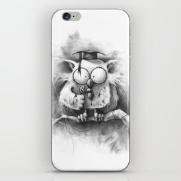 The Unwanted Answer iPhone Skin